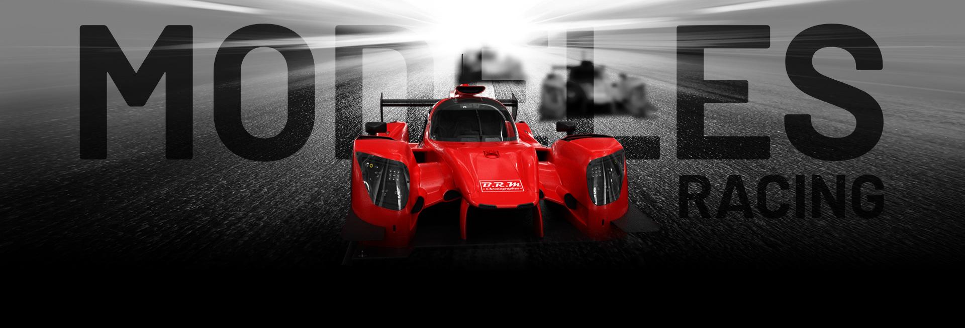 Modèles - Racing